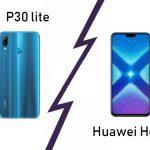 گوشی موبایل هواوی پی ۳۰ لایت یا آنر ۸ ایکس؛ کدام قدرتمند تر است؟