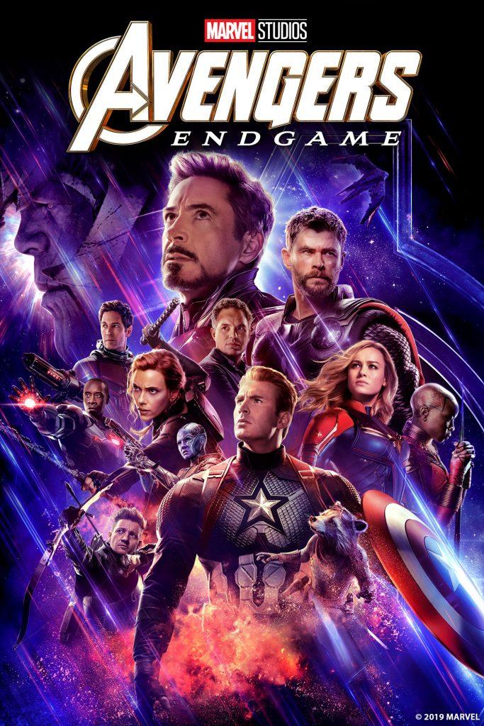 2019Avengers: Endgame