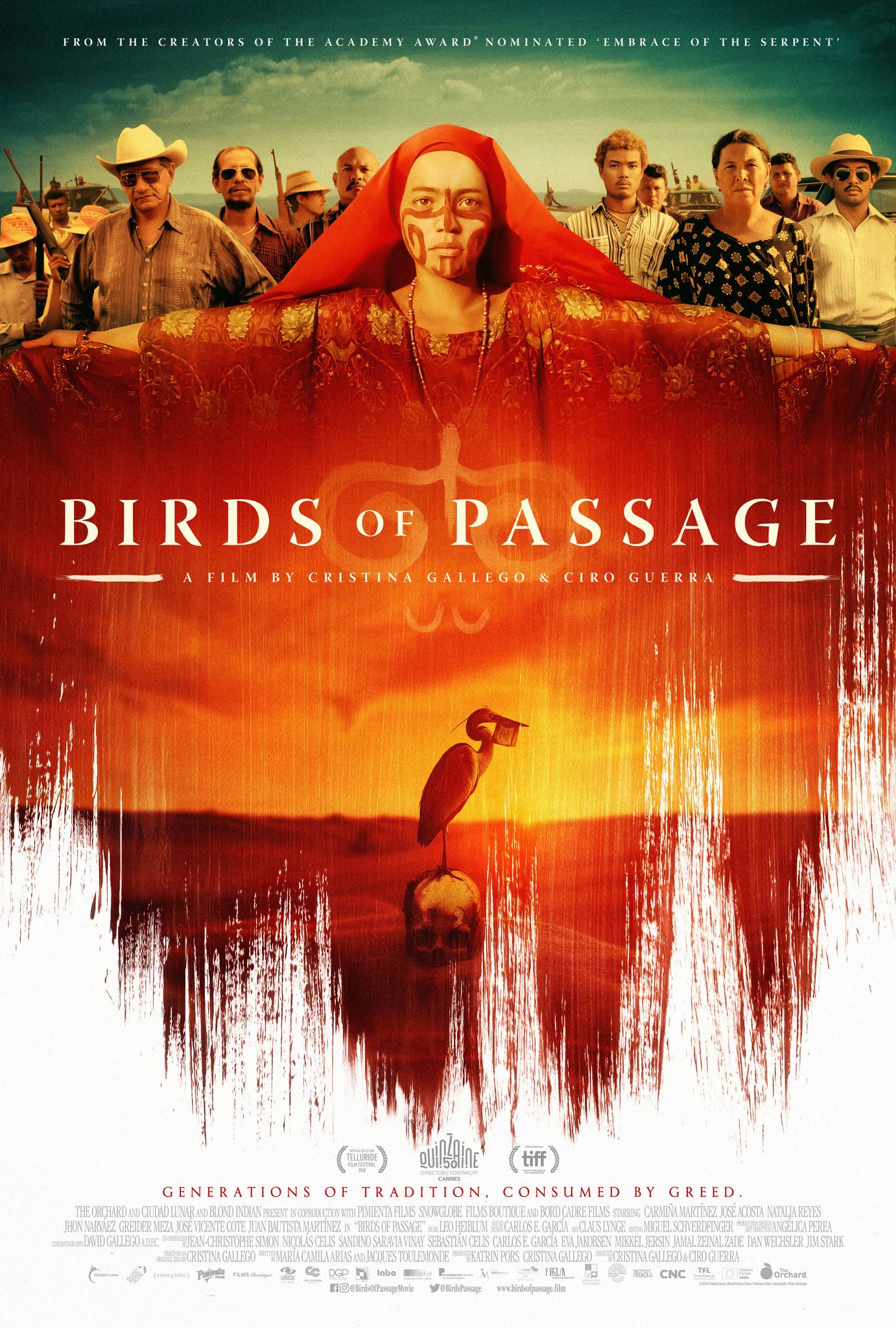 Birds of Passage 2018